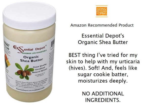 Essential Depot's Organic Shea Butter