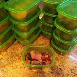Meal prep debbie meyer green boxes
