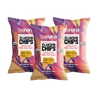barnana plantain chips 3 pack