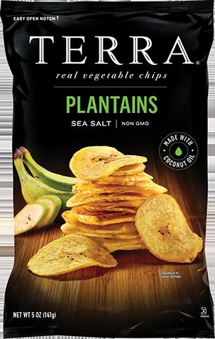 terra plantain chips